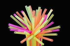 Free Drinking Straw Royalty Free Stock Images - 24548569