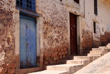 Free Street In Cusco Stock Photo - 24549030