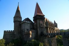 Free Hunyad Castle Stock Photos - 24549073