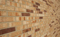 Free Brick Wall Close Up Detail Background Royalty Free Stock Images - 24552109