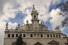 Free Iglesia Carmen Valencia Royalty Free Stock Photo - 24552725