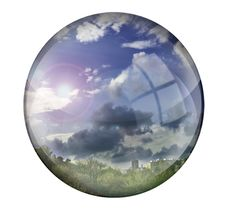 Free Crystal Ball Royalty Free Stock Photos - 24553228