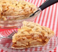 Free Apple Fruit Pie Royalty Free Stock Image - 24556776