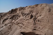 Free Sandstone Rock Formation Stock Image - 24557721