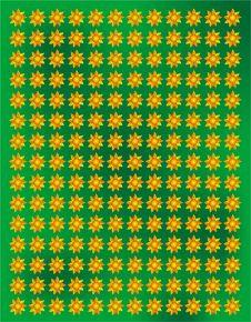 Free Sunflower Background Royalty Free Stock Photo - 24558535