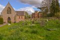 Free Acton Burnell Churchyard Stock Photography - 24564032