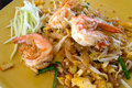 Free Close Up Of Pad Thai Stock Images - 24567864