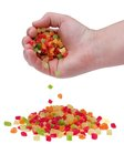 Free A Handful Of Sweet Candied Fruit Stock Images - 24569334