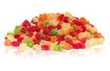 Free Candied Fruits Stock Images - 24569394
