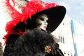 Free Portrait Of Mask Of Woman Venice Stock Photo - 24575500