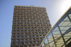 Free Skyscraper Of Tel Aviv , Israel Royalty Free Stock Photography - 24570517