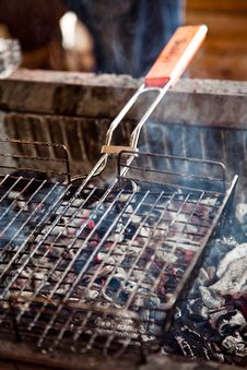 Free Barbecue Stock Photo - 24572520