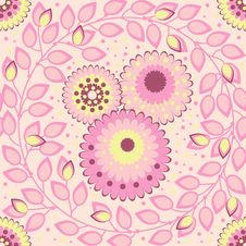 Free Pink Spring Pattern Stock Photo - 24574720