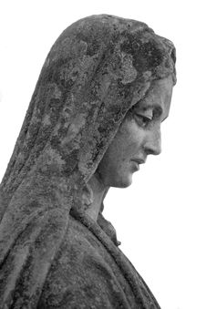 Free Statue Of Virgin Mary Royalty Free Stock Images - 24577049