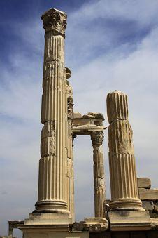 Free Pergamon, Turkey Stock Images - 24577354