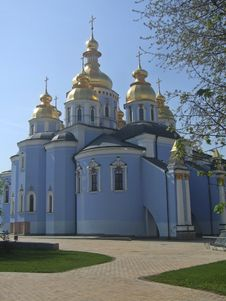 Free Orthodox Faith In Eastern Europe Royalty Free Stock Photography - 24577607
