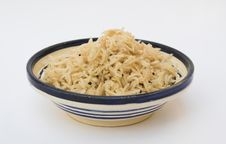 Free Basmati  Rice With Charlock Royalty Free Stock Images - 24578199