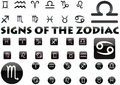 Free Zodiac Star Signs Stock Photos - 24581173