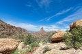 Free AZ-Superstsition Mountain Wilderness Stock Image - 24581591