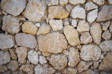 Free Texture Of Stone Wall Royalty Free Stock Photography - 24582227