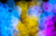 Free Abstract Bokeh Background Stock Photography - 24582902