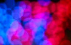Free Abstract Bokeh Background Stock Photo - 24582910