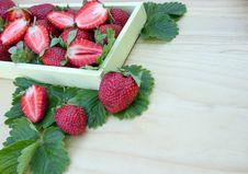Free Strawberries Stock Photo - 24591690