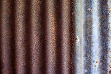 Zinc Background Royalty Free Stock Photography