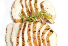 Free Smoked Chicken Stock Image - 24595051