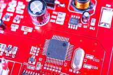 Free Circuit Board Stock Photography - 24595212