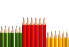 Free Pencils Royalty Free Stock Images - 24598549