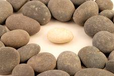 Free White Stone Surrounded Stock Photos - 24598753