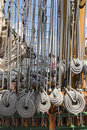 Free Ropes And Rigging Royalty Free Stock Image - 2462726