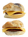 Free Cheeseburgers Royalty Free Stock Photography - 2468117