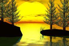 Free Sunset Stock Photos - 2463233
