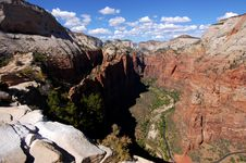 Free Zion National Park Royalty Free Stock Images - 2463369