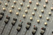Free Control Panel Stock Photography - 2465062