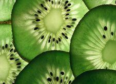 Free Kiwi Background Royalty Free Stock Photography - 2466307