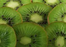 Free Kiwi Background Stock Photography - 2466402