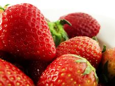 Free Strawberries Stock Photography - 2466932