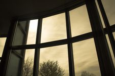 Free Shot Of Sky From Indoor Stock Photography - 2467332