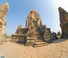 Free Pre Rup Temple Towers Stock Photography - 2467752