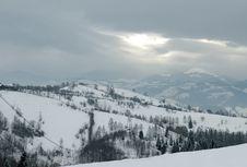 Free Winter Landscape Stock Photography - 2468212