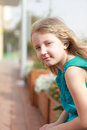 Free Portrait Of A Girl Child Stock Photos - 24609063