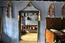Free Traditional Romanian House Interior, Transylvania Stock Photo - 24609020