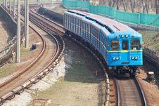 Free Metro In Kiev Stock Photos - 24609143