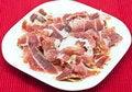 Free Spanish Ham Royalty Free Stock Photos - 24611808
