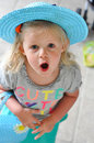 Free Surprised Girl Royalty Free Stock Photography - 24616097