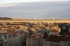 Free Bridge In Prague Stock Photos - 24611333