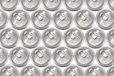 Free Many Cans Of Cold Beer Royalty Free Stock Photos - 24613328